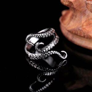 Octopuskraken pendant